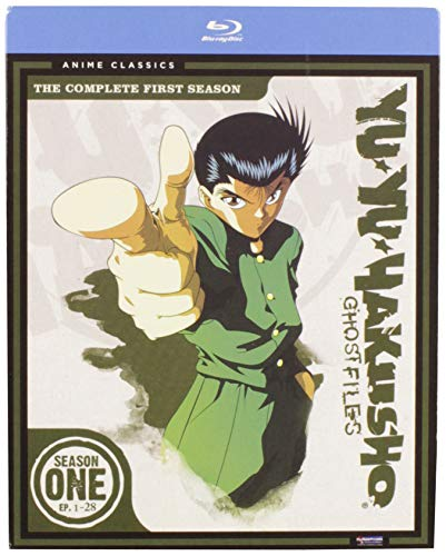 Yu Yu Hakusho: Season One (Classic) [Blu-ray]