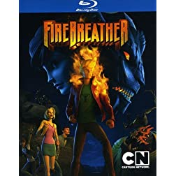 Firebreather [Blu-ray]