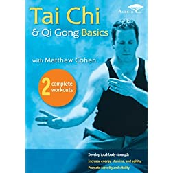 Tai Chi & Qi Gong Basics