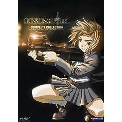 Gunslinger Girl: Complete Collection (includes OVA's)