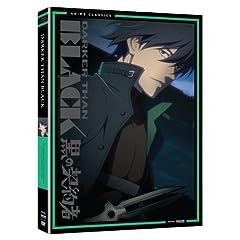 Darker Than Black: Complete Season One (Classic)