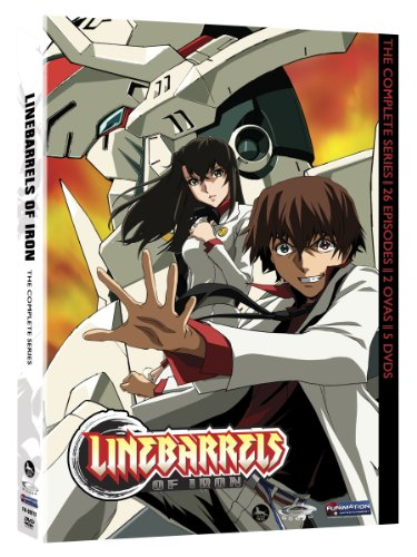 Linebarrels of Iron: The Complete Series (Seasons 1, 2 and OVA)