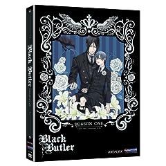 Black Butler: Season One, Part 2