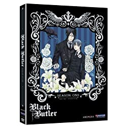 Black Butler: Season One, Part 2
