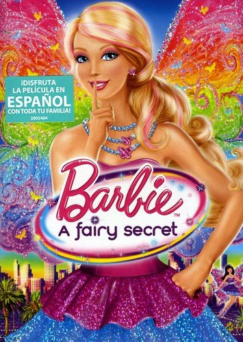 Barbie: A Fairy Secret (Spanish Version)