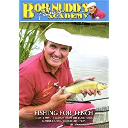 Bob Nudd's Fishing Academy Fishing for Tench