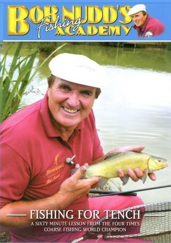 Bob Nudd's Fishing Academy Fishing for Tench