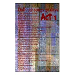 Dall - 32 Songs 32 Days: ACT 1