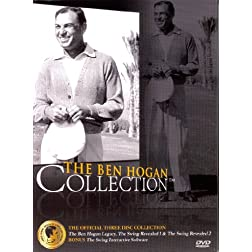 The Ben Hogan Collection 3pk DVD set