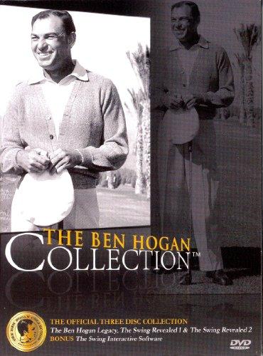 The Ben Hogan Collection 3pk DVD set