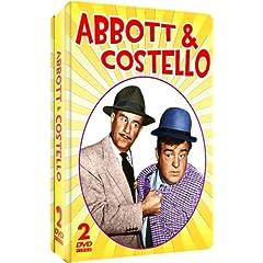 Abbott & Costello - 2 DVD Special Embossed Tin!