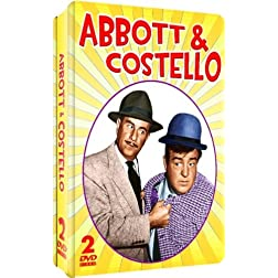 Abbott & Costello - 2 DVD Special Embossed Tin!