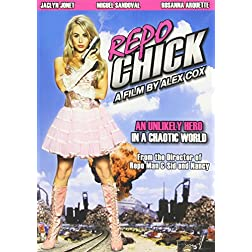 Repo Chick DVD
