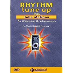 Rhythm Tune Up With John McGann