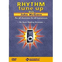 Rhythm Tune Up With John McGann