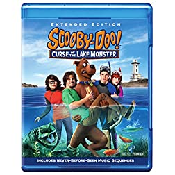 Scooby-Doo!: Curse of the Lake Monster [Blu-ray]