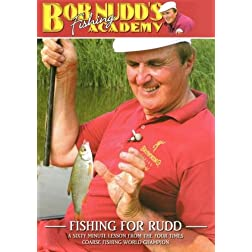 Bob Nudd's Fishing Academy Fishing for Rudd