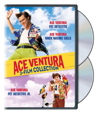 Ace Ventura 1-3 Collection