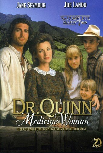 Dr Quinn Medicine Woman: Complete Season Two