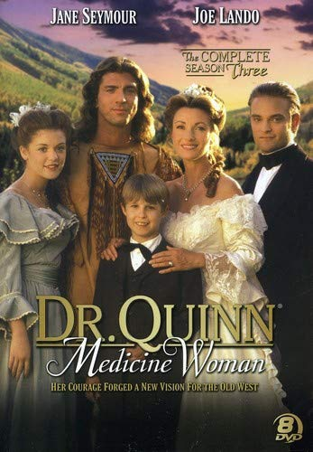 Dr Quinn Medicine Woman: Complete Season Three