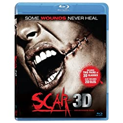 Scar 2D/ 3D [Blu-ray]