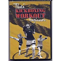 Beginners Thai Kickboxing Workout
