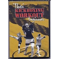 Beginners Thai Kickboxing Workout