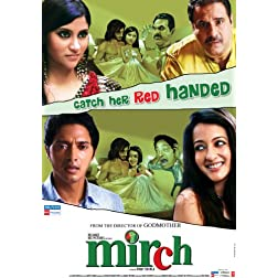 Mirch- The Chilli / Pure 'adult'erated Fun (New Hindi Film / Bollywood Movie / Indian Cinema DVD)