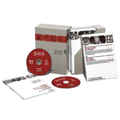 ESPN Films 30 for 30 Gift Set Collection, Volume 2
