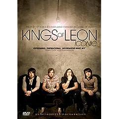 Kings Of Leon - Iconic Unauthorized