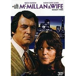 McMillan & Wife: Season 3