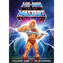 He-Man & the MOTU - Volume 1