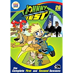 Johnny Test: Complete First & Second Seasons