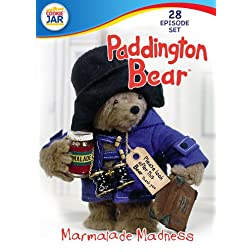 Paddington Bear - Marmalade Madness