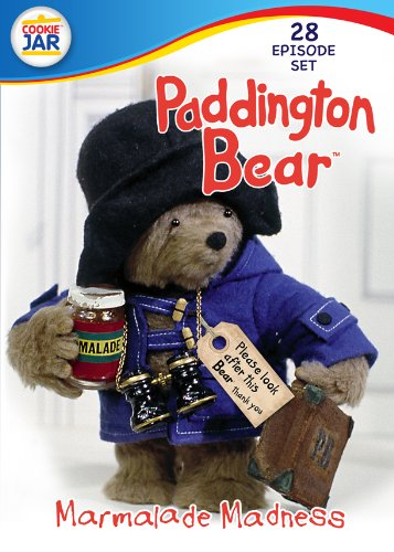 Paddington Bear - Marmalade Madness
