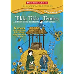 Tikki Tikki Tembo...and more stories to celebrate Asian Heritage relaunch DVD