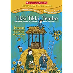 Tikki Tikki Tembo...and more stories to celebrate Asian Heritage relaunch DVD