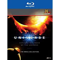 The Universe: The Complete Series Megaset [Blu-ray]