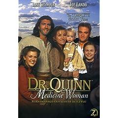 Dr Quinn Medicine Woman: Complete Season 5