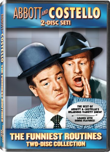 Abbott & Costello: The Funniest Routines