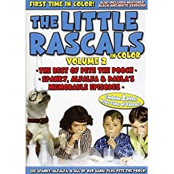 Little Rascals in Color 2