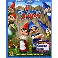 Gnomeo & Juliet (Two-Disc Blu-ray / DVD Combo)