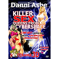 Killer Sex Queens From Cyberspace 3D