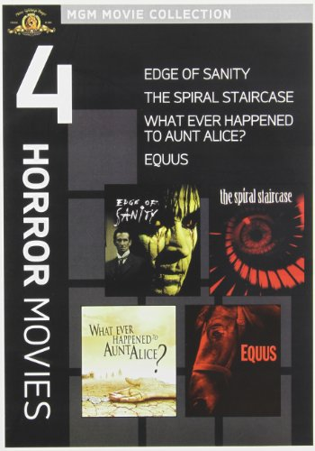 The Edge of Sanity / The Spiral Staircase / Equus / Whatever Happened to Aunt Alice?
