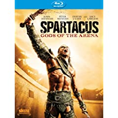 Spartacus: Gods of the Arena [Blu-ray]