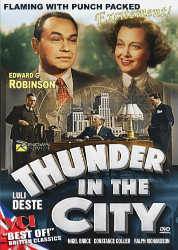 Best of British Classics: Thunder In The City