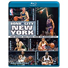 Sons of the City: New York [Blu-ray]