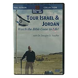 Tour Israel & Jordan: Watch the Bible Come to Life!