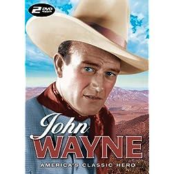 John Wayne: America's Classic Hero (2-pk)
