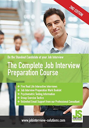 The Complete Job Interview Preparation Course